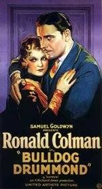 El capitán Drummond (1929)