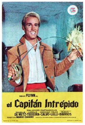 El Capitán Intrépido (1963)