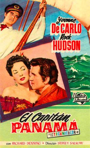 El capitán Panamá (1952)