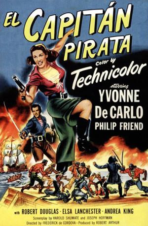 El capitán pirata (1950)