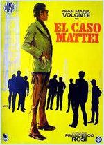 El caso Mattei (1972)