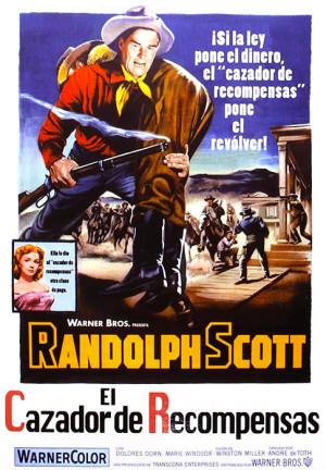 El cazador de recompensas (1954)