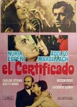 El certificado (1968)