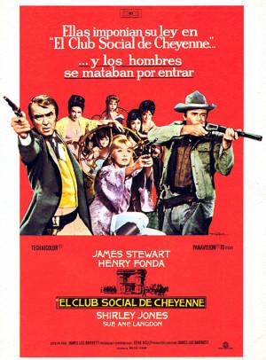 El club social de Cheyenne (1970)