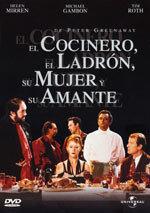 El cocinero, el ladrón, su mujer y su amante (1989)