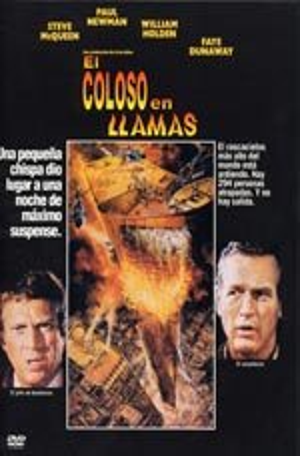 El coloso en llamas