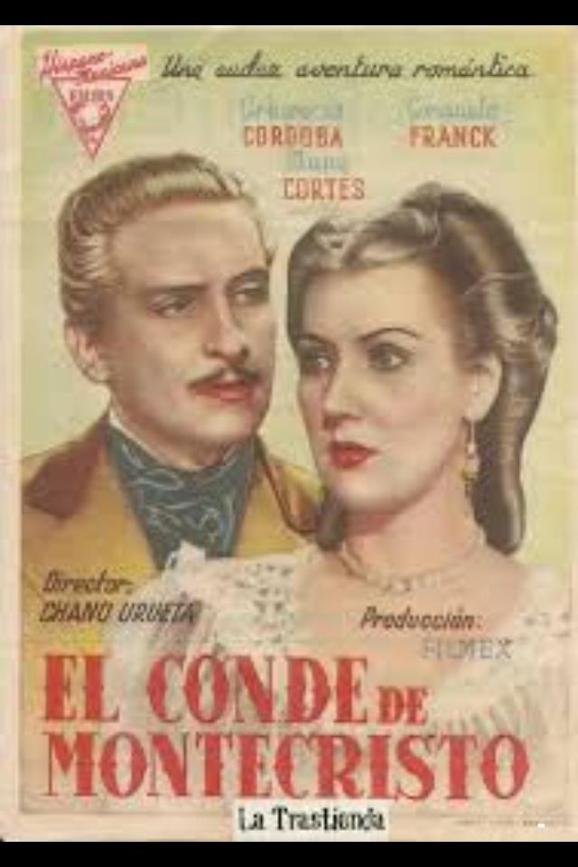 El conde de Montecristo (1942)
