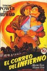 El correo del infierno (1951)