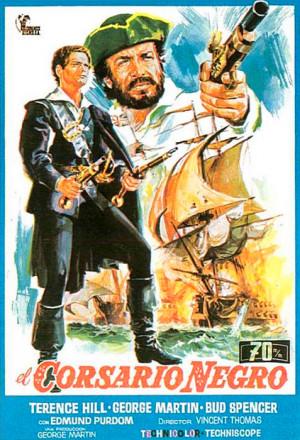 El corsario negro (1971)