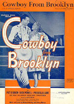 El cowboy de Brooklyn (1938)
