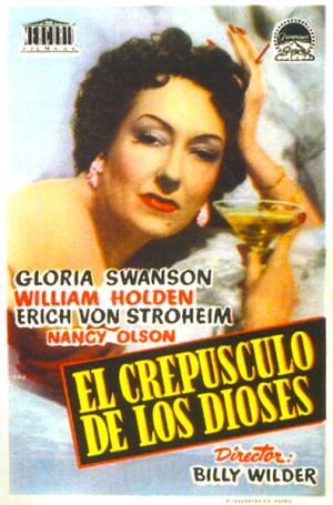 El crepúsculo de los dioses (1950)
