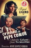 El crimen de Pepe Conde (1946)