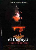 El Cuervo. Ciudad de ángeles (1996)