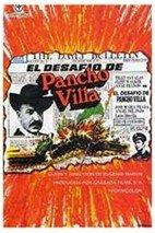 El desafío de Pancho Villa (1972)