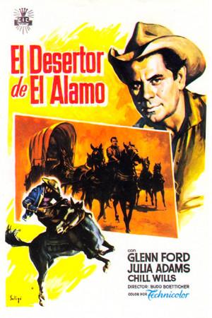 El desertor del Álamo (1953)