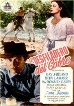 El desfiladero del cobre (1950)