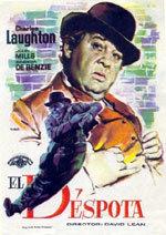 El déspota (1954)
