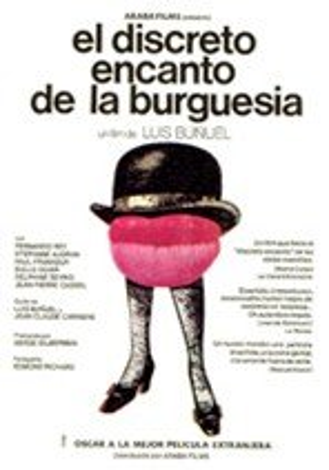 El discreto encanto de la burguesía (1972)