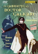 El gabinete del doctor Caligari (1920)