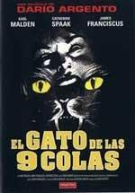 El gato de las nueve colas (1971)