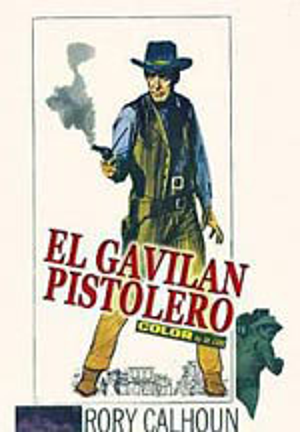 El gavilán pistolero (1963)