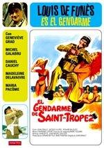 El gendarme de Saint-Tropez (1964)