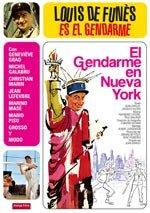 El gendarme en Nueva York (1965)