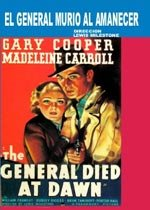El general murió al amanecer (1936)