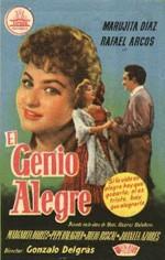 El genio alegre (1956)