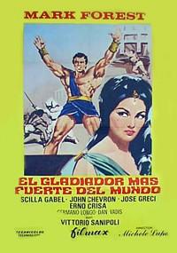 El gladiador más fuerte del mundo (1962)