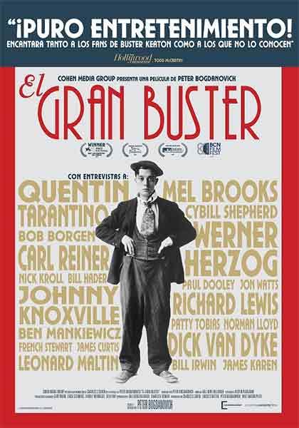 El gran Buster (2018)