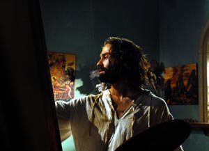 Maestro de la pintura