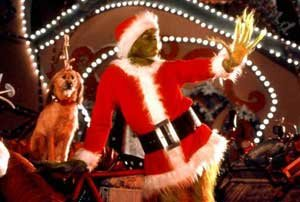 El monstruo llega por Navidad