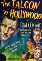El Halcón en Hollywood (1944)