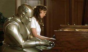 El robot con alma