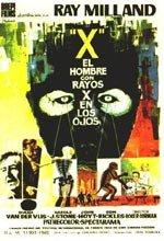 El hombre con rayos X en los ojos (1963)