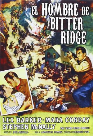 El hombre de Bitter Ridge (1955)