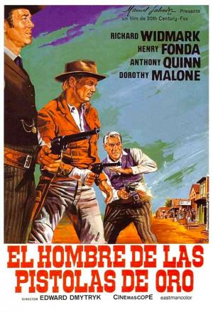 El hombre de las pistolas de oro (1959)