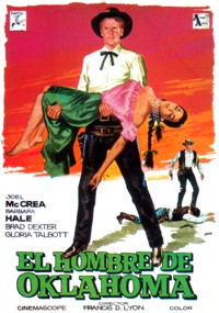 El hombre de Oklahoma (1957)