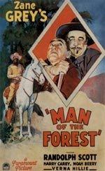 El hombre del bosque (1933)