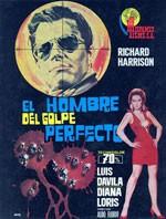 El hombre del golpe perfecto (1968)
