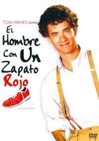 El hombre con un zapato rojo (1985)
