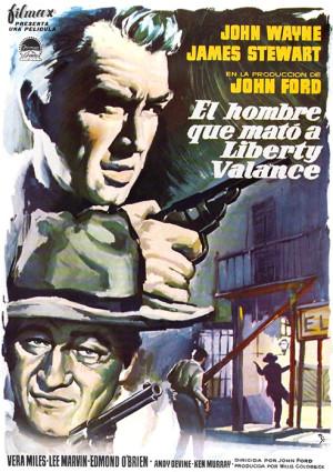 El hombre que mató a Liberty Valance (1962)