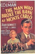 El hombre que saltó la banca en Montecarlo (1935)