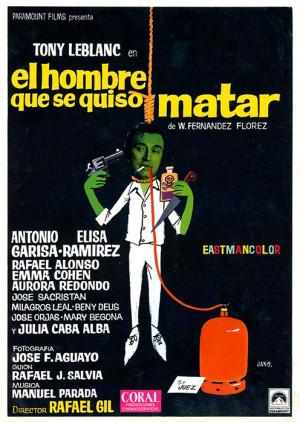 El hombre que se quiso matar (1970)