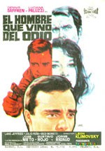 El hombre que vino del odio (1970)