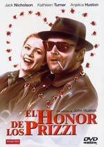 El honor de los Prizzi (1985)