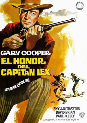 El honor del capitán Lex (1952)