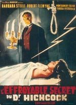El horrible secreto del doctor Hitchcock (1962)