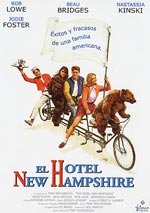 El hotel New Hampshire (1984)
